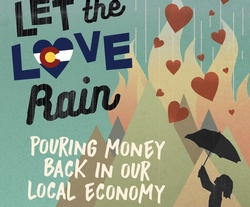 'Let the Love Rain' showers Durango with love this weekend
