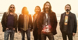 Bro-ing with Chris Robinson, Bourbon Balls & Ruby two times