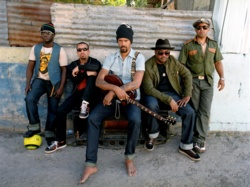 Franti & Spearhead  and festival frenzy