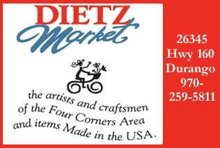 Side bar ad - Deitz Market