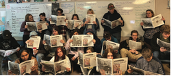 The Quill is Back! Animas High Journalists Resurrect Student Media